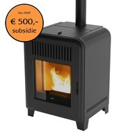 MCZ Cute 8kW pelletkachel SHOWROOM model 0 branduren!
