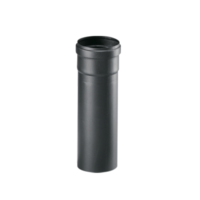 Pelletkachel Rookgasafvoer PRO 80mm - 25 cm