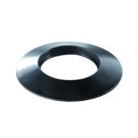 Pelletkachel Rozet Ø 80mm - 12cm Siliconen