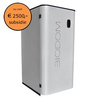 CV pelletketel Biodom C15 CV