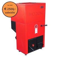Biodom LX CV pelletkachel Showroom Model!