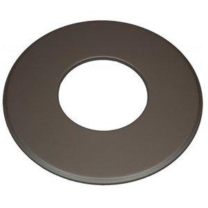 Pelletkachel Rozet staal groot